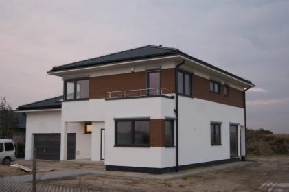 Budowa domu piętrowego