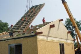 budowa domu parterowego