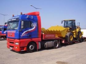 Międzynarodowy transport ponadgabarytowy, PHU Jan Wengrzyn