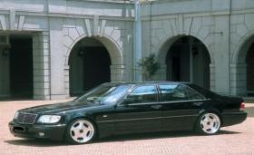 Mercedes S-KLASA do ślubu