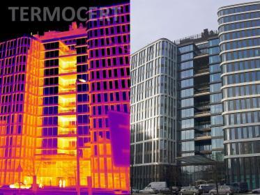 Badania termowizyjne izolacji termicznej budynków, oferta