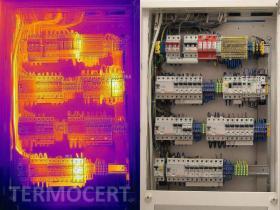 Badania i okresowe kontrole termowizyjne instalacji elektrycznych, oferta