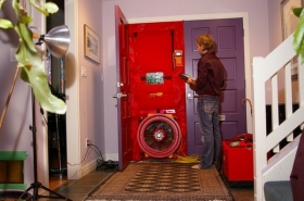 Pomiary szczelności powietrznej metodą Blower Door, oferta