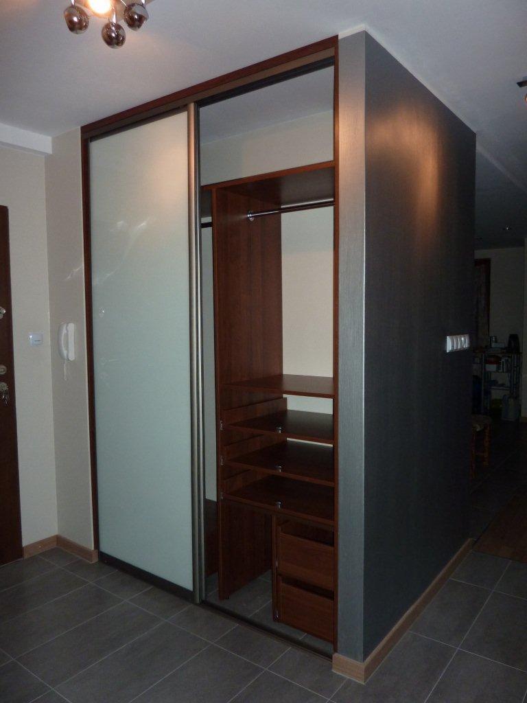 Szafy Wnękowe Garderoby łazienkowe Przewijaki Kuchnie