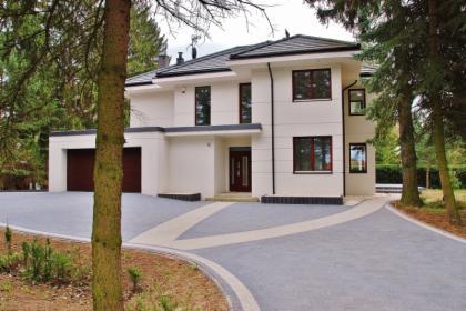 Projekty piętrowych domów jednorodzinnych