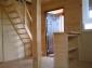Domek drewniany o pow 25m2+poddasze użytkowe +taras zadaszony 10m2, 3