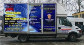 PRZEPROWADZKI KOMPLEKSOWE +EKIPA TRANSPORT PIANIN Rzeszów 24h, Rzeszów cały-kraj, oferta