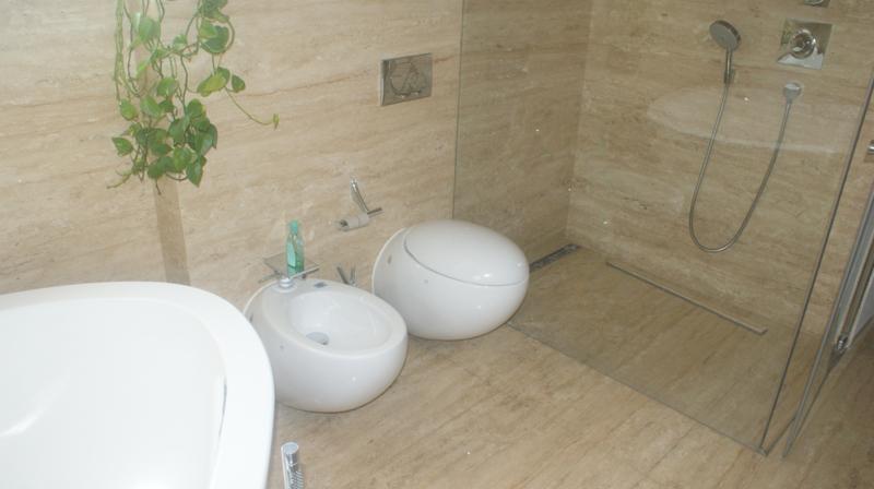 Groovy Ściany i podłogi z marmuru, trawertynu i kamieni naturalnych CH03