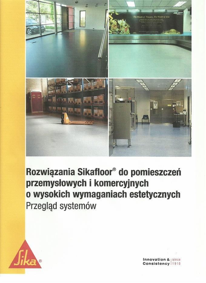 Posadzki Dekoracyjne Sika Decofloor Szydłowo Oferta