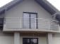 Poręcze balustrady ze stali kwasoodpornych ,konstrukcje stalowe, 2