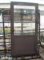 Witryna i drzwi z alu/brąz_wystawowe, 2