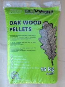Pellet drzewny 6mm w workach 15kg lub Big Bag 1000kg
