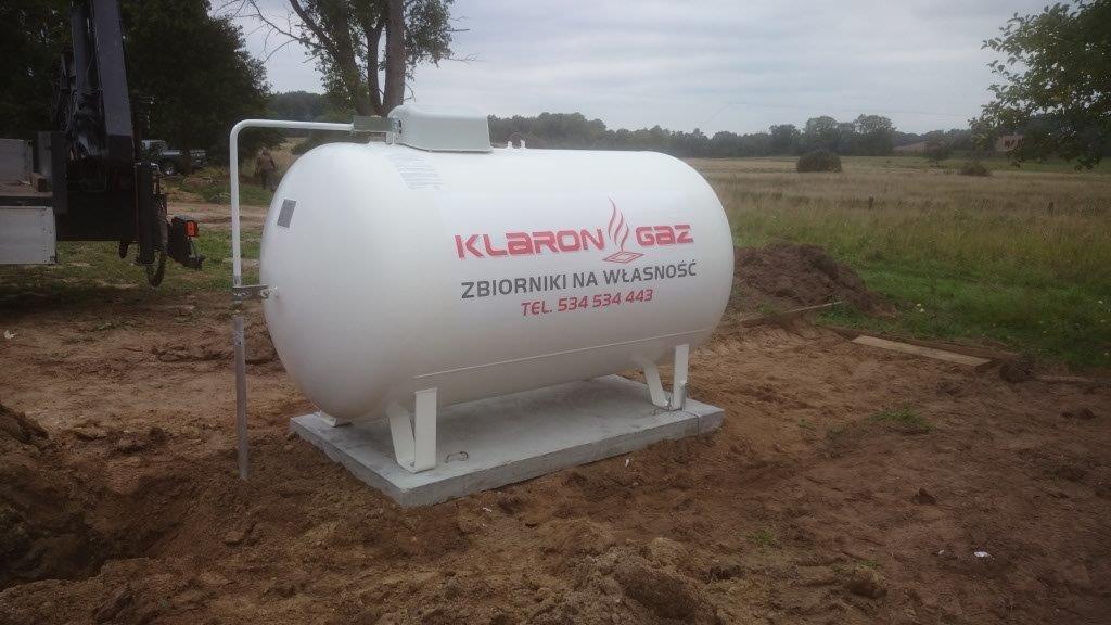 Tylko na zewnątrz Nowe zbiorniki na gaz płynny propan lpg - Oferta nr 57701 - Oferteo.pl VA73