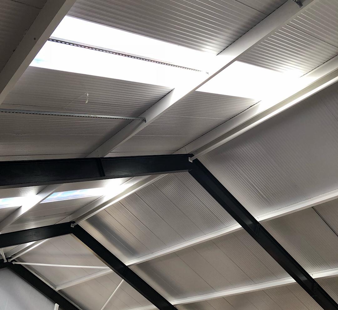 Nowoczesna architektura bierne zabezpieczenia ppoż malowanie konstrukcji stalowych JA59