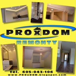 PROxDOM - Usługi Remontowe Środa Wielkopolska