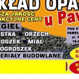 P.H.U.,,P.CZERWINSKI'' - Ekogroszek Kolno