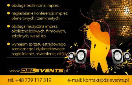 DSLevents.pl - Agencje Eventowe Wrocław