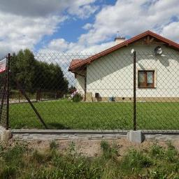 Siatka ogrodzeniowa Łódź 9