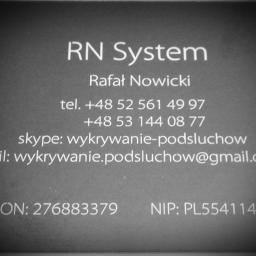 RN System - Firma Detektywistyczna Bydgoszcz