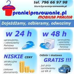 Fabienne Polska Wojciech Borkowski - Pranie i prasowanie Łomianki