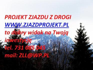Zjazdprojekt - Projektowanie inżynieryjne Wieliczka