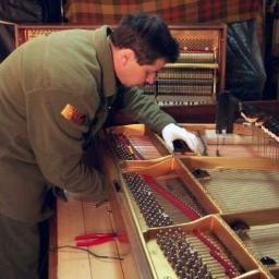 Transport fortepianów i pianin