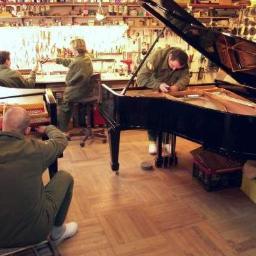 Renowacja, Naprawa, Remonty - Fortepianów i Pianin