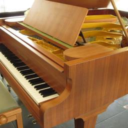 Fortepian C. Bechstein, dł. 200cm