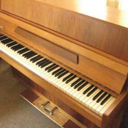 Pianino wynajmę, wypożyczę.
