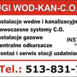 Instalduk Damian Duk - Instalacje sanitarne Słomniki