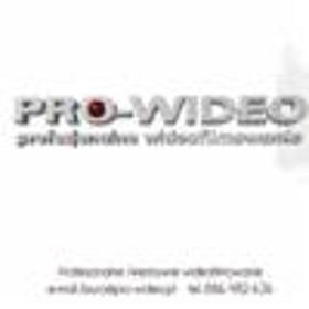 PRO-WIDEO Filmowanie wesel, Kamerzysta na wesele, Nowy S膮cz, nagrywanie wesel, wideofilmowanie - Kamerzysta Nowy s膮cz