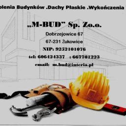 M-Bud SP. ZO. O - Firma remontowa Dobrzejowice