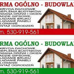 Firma Ogólnobudowlana - Firmy budowlane Oborniki
