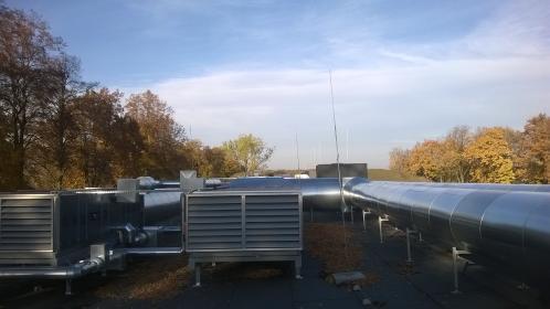 Krystwik wentylacja klimatyzacja izolacja - Systemy wentylacyjne Szubin