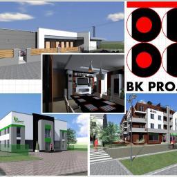 BK PROJEKT Pracownia Architektoniczna - Architekt Płock