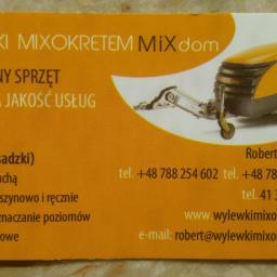 Wylewki Pinczów,Skarżysko,Starachowice,Staszów,Włoszczowa - Posadzki betonowe Antonielów