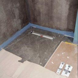 łazienka - odpływ liniowy - Ś-cie - Tower - 2021 - z Klaudiusz K.
