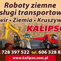 F.H.U. KALIPSO - Wyburzenia Kotuń