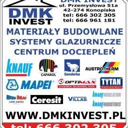 DMK INVEST Marcin Konieczny - Kominki Konopiska