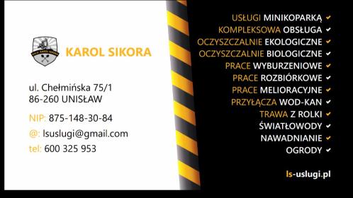 SIKOR-SKI - Maszyny budowlane Unisław
