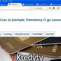 ORBI FINANSE Sp. z o.o. - Restrukturyzacja Kredytu Poznań