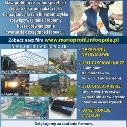 MarioProfil - Tartak Prószków