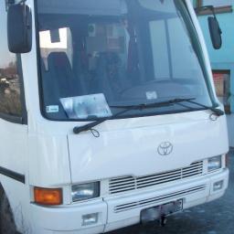 Uslugi transportowe - Usługi Przewozowe Jędrzejów