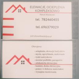 OCIEPLENIA, ELEWACJE KOMPLEKSOWO - Firma remontowa GRYFÓW ŚLĄSKI