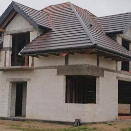 Usługi budowlane - Domy pod klucz Pilichowo