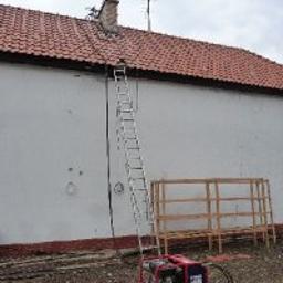 KOMINLUX - Budowa Kominka Mirków