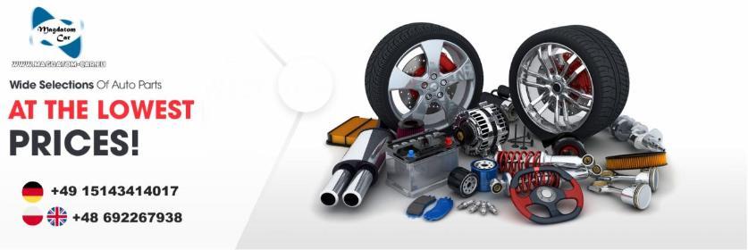 MAGDATOM-CAR Oświetlenie Samochodowe Xenon Bixenon Led Żarówki Przetwornice - Akcesoria motoryzacyjne Ujeździec Wielki