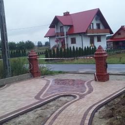 Układanie kostki granitowej Leżajsk