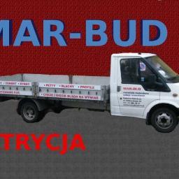 Mar-Bud - Skład budowlany Dąbrowa Górnicza, śląsk