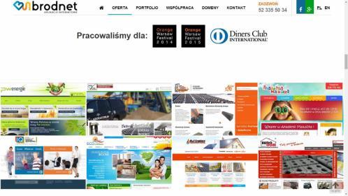 BRODNET-APLIKACJE INTERNETOWE MAREK TRZYNSKI KRZYSZTOF MICHALSKI S.C. - Branding Chojnice
